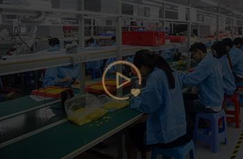 MIDU电子礼品工厂皮料压印logo定制