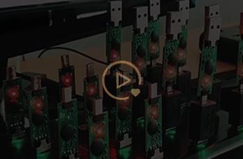 礼品U盘芯片检测——MIDU品牌电子礼品定制工厂