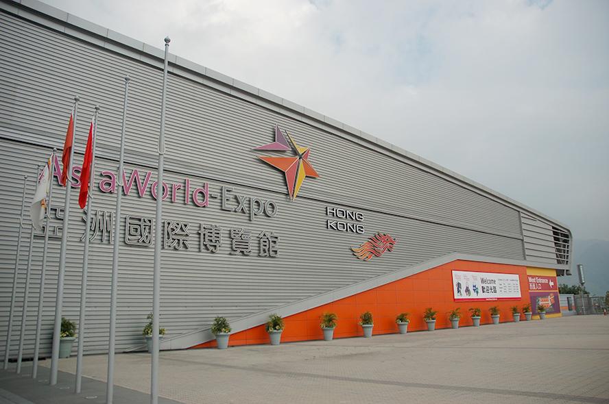 贝斯特_MIDU品牌参加2018香港电子展